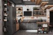 Кухня «Лофт» - изображение 2
